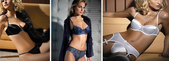 Ennia Lingerie Bras Panties European Designers