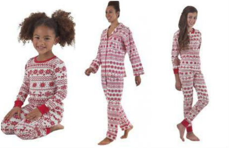 """Bedhead Fair Isle Mommy & Me Matching Pyjamas"""