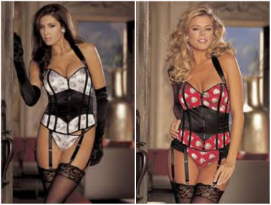 Marilyn Monroe Corsets by Shirley of Hollywood