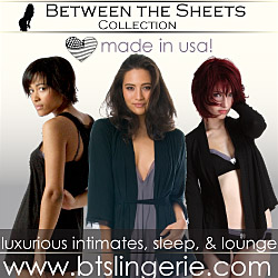Between the Sheets Collection - sleep intimates lounge